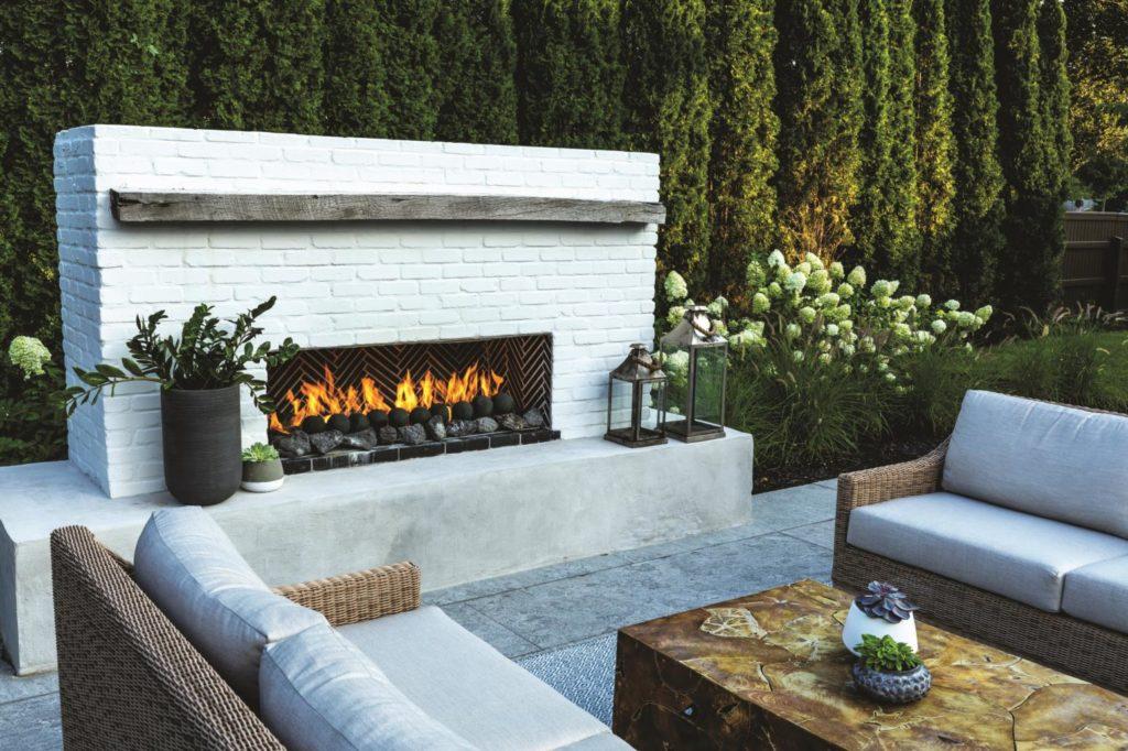 statement fireplace lloyd fleischer